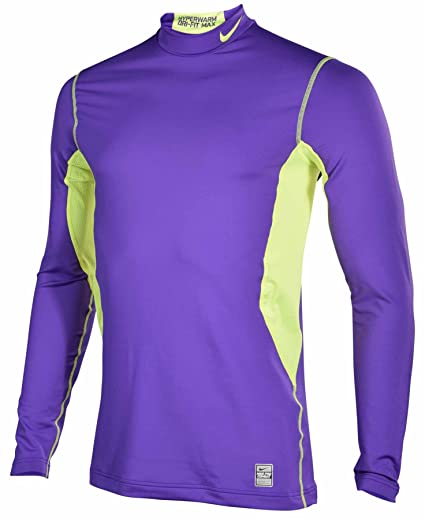 a32a2639c Image Unavailable. Image not available for. Color: Nike Mens Dri-Fit Max  Pro Combat Hyperwarm ...