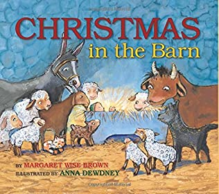 book cover of Christmas in the Barn