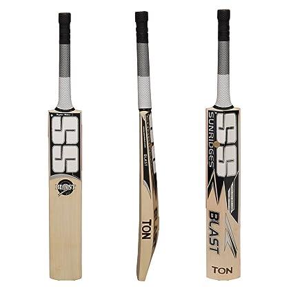 b614c54b733 Amazon.com   SS - Sunridges SS Blast English Willow Cricket Bat ...