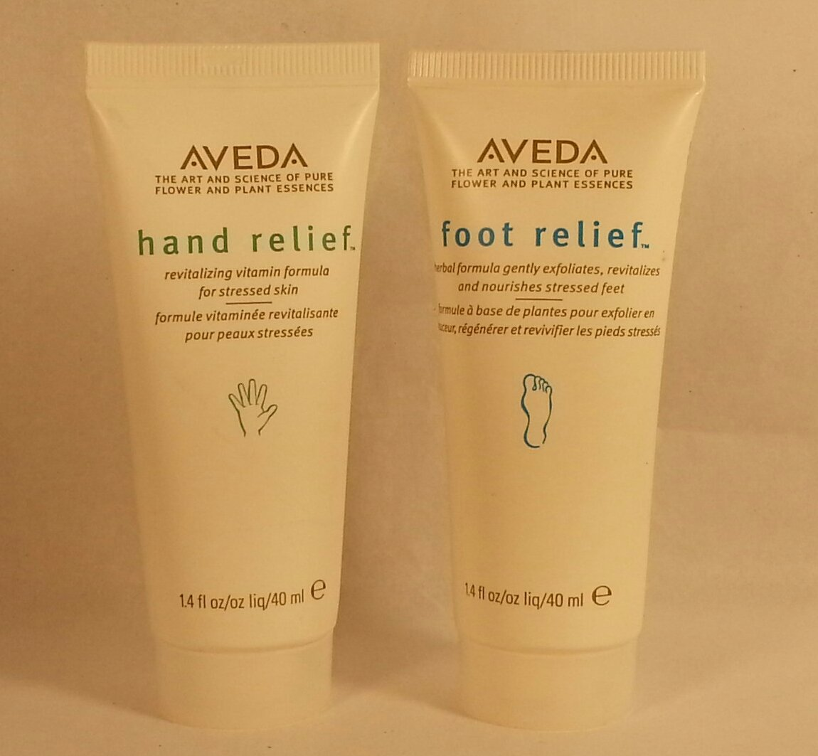 Aveda Hand Relief & Foot Relief Lotion (Travel Size)