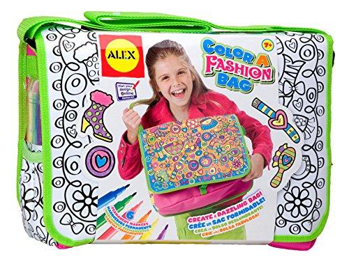 ALEX Toys Craft Color A Fashion Bag (Color Messenger Bag)