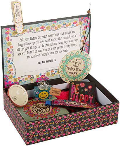 Natural Life Happy Box Gift Set (Things Bandeau)