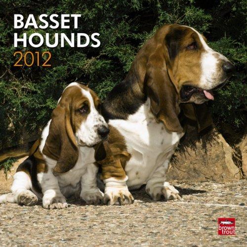 Basset Hounds 2012 Square 12X12 Wall Calendar pdf