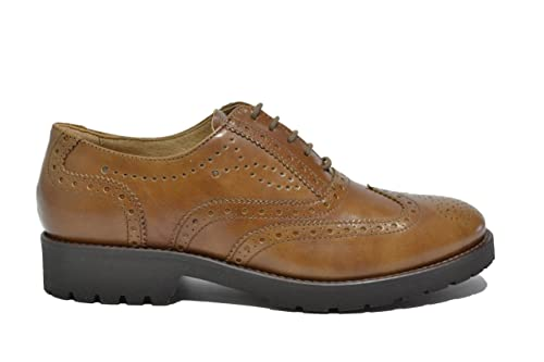 NERO GIARDINI Francesine scarpe donna cuoio 9280 mod. A719280D