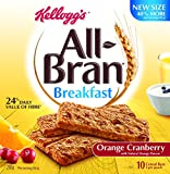 Kellogg's All Bran Cranberry Citrus Bars 210g