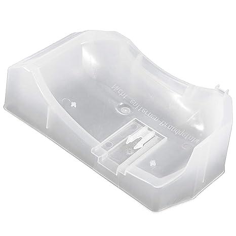 Spares2go Evaporator Bandeja de goteo para nevera IKEA congelador ...
