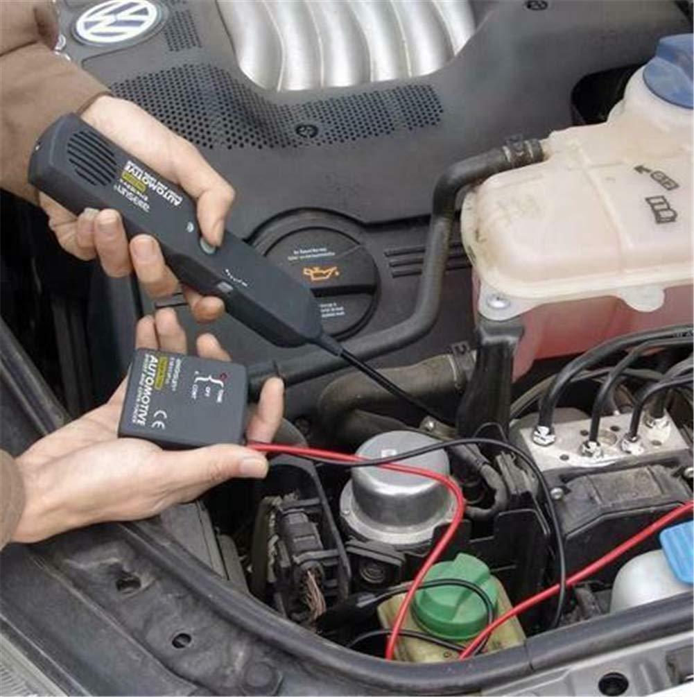 probador automotriz de la reparaci/ón abierta corta Herramienta de diagn/óstico del esc/áner del circuito digital del coche