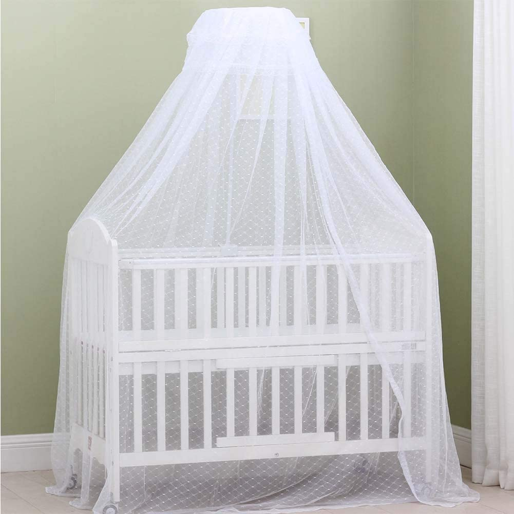 - Amazon.com: Nbibsaacy Baby Mosquito Dome Hanging Bed Canopy Play