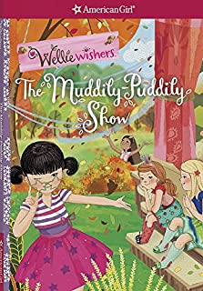 Book Cover: The Muddily-Puddily Show