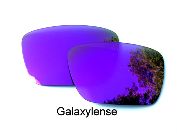 8617bf6f67da4 Galaxylense Replacement Lenses for Oakley Fuel Cell Purple Color Polarized,FREE  S H.