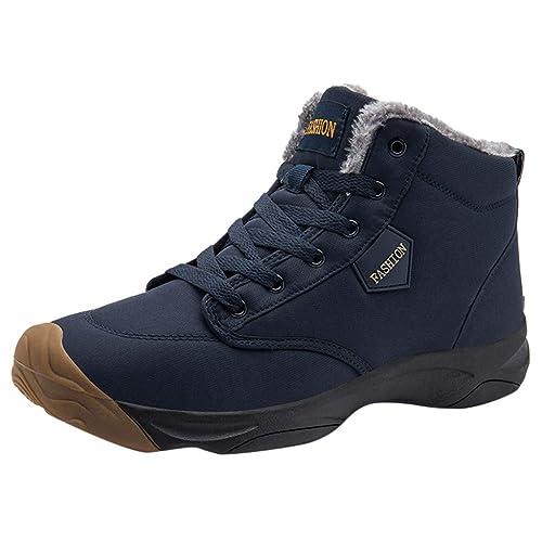 premium selection fbce2 97f4d TPulling Winterschuhe Warme Gefüttert Winter Boots Mode ...