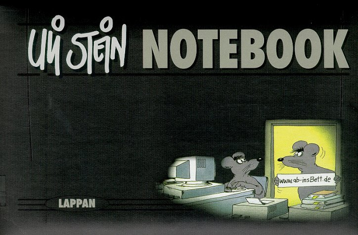 Notebook Gebundenes Buch – 1999 Uli Stein Lappan Verlag 3890828795 Cartoons