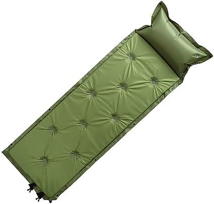 NQFL Saco de Dormir Hinchable para Exteriores, Plegable, Ultraligero, Resistente a la Humedad