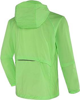 Details about  /Men/'s Waterproof Windbreaker Hooded Jacket Breathable Outwear Rain Overcoat USA