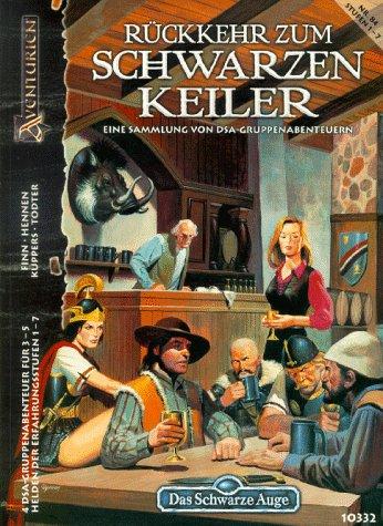 Das Schwarze Auge, Abenteuer, Nr.84, Rückkehr zum Schwarzen Keiler