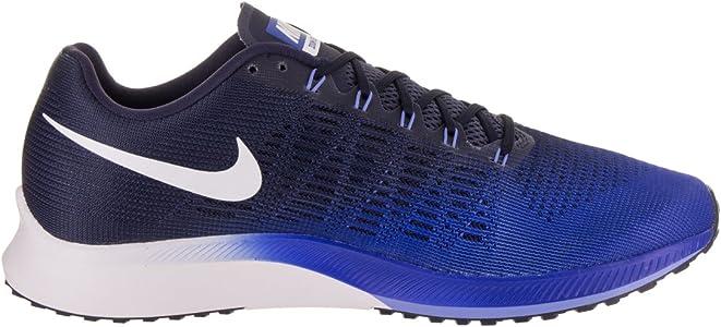 Nike Air Zoom Elite 9, Zapatillas de Running para Hombre, Multicolor (Hyper Royal/White-Ne 406), 39 EU: Amazon.es: Zapatos y complementos