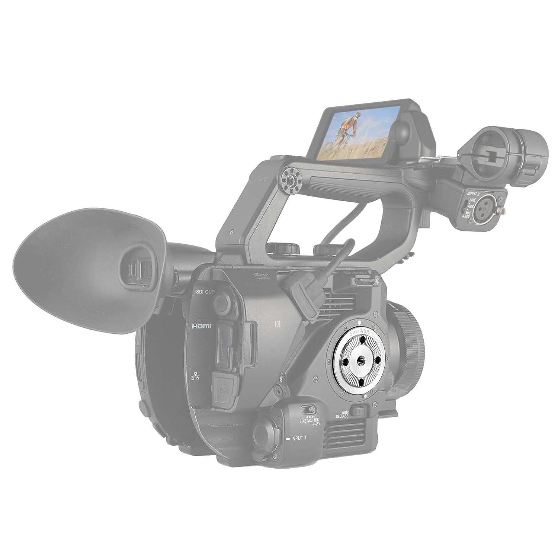 SMALLRIG Rosetta per ARRI Stil per Sony PXW-FS5 Presa a Mano Originale 2038