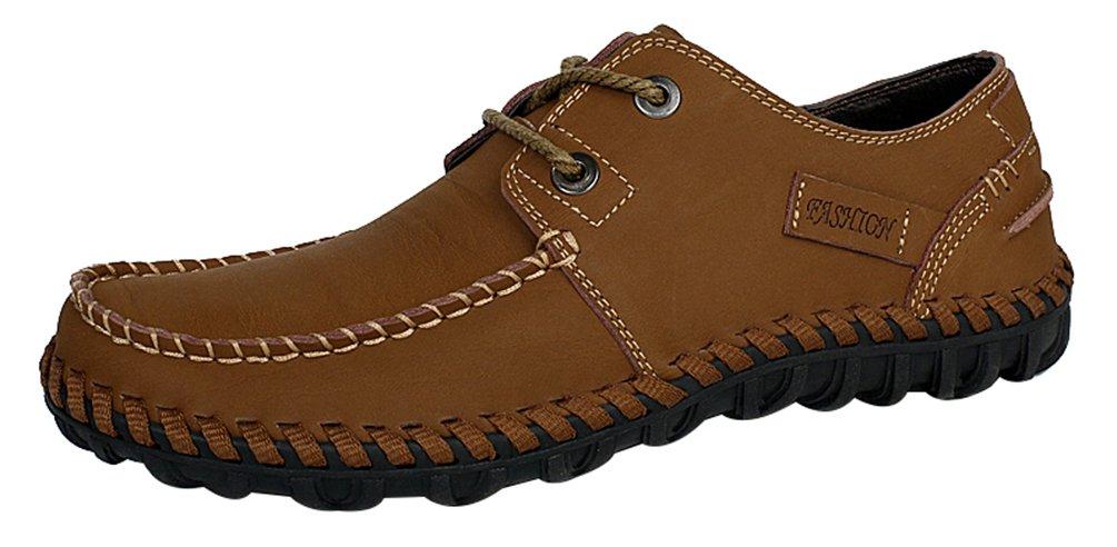 Salabobo - zapatilla baja hombre , color marrón, talla 41 EU