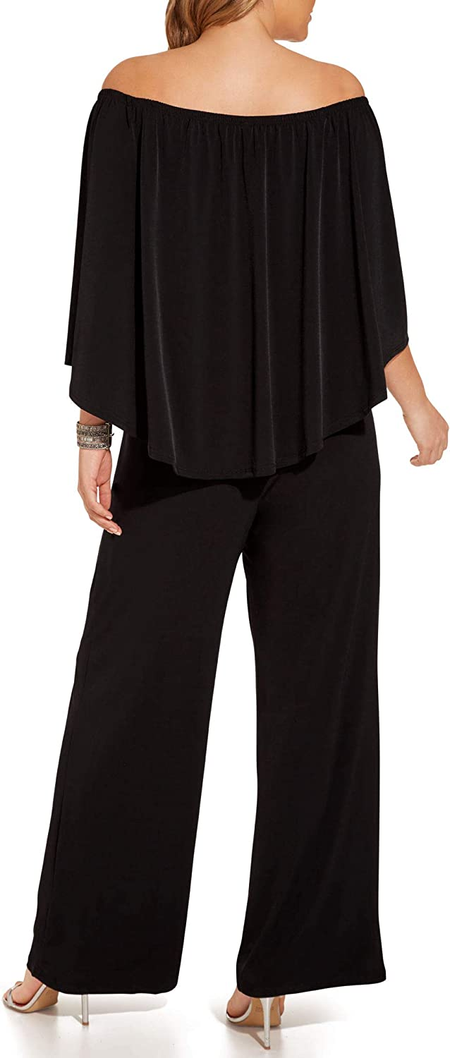 Boston Proper Womens Wrinkle-Resistant Straight-Leg Knit Solid Color Pant