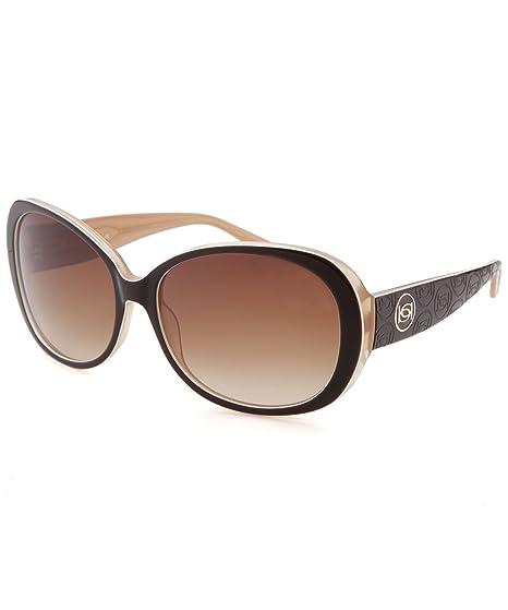 bc396e38a5e951 BEBE Sunglasses BB7102 210 Topaz 58MM at Amazon Men s Clothing store
