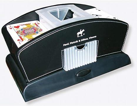 Gibsons Games Piatnik - Mezclador de Cartas automático: Amazon.es: Juguetes y juegos
