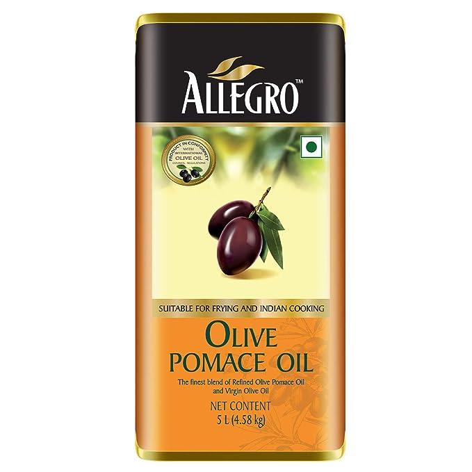 ALLEGRO Pomace Oil Jar, 5000 ml