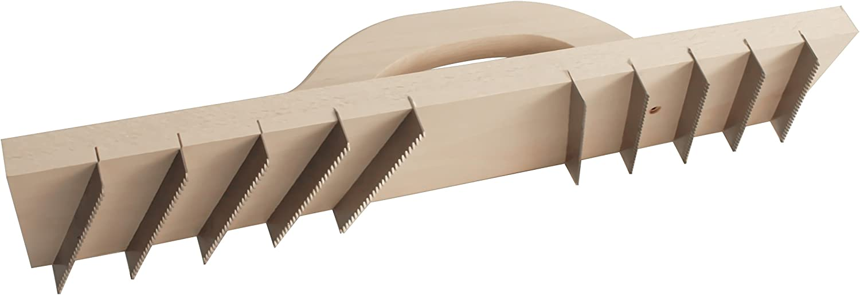 400 x 90 mm TECTOOL Ytong-Raspelbrett rostfrei Holzgriff