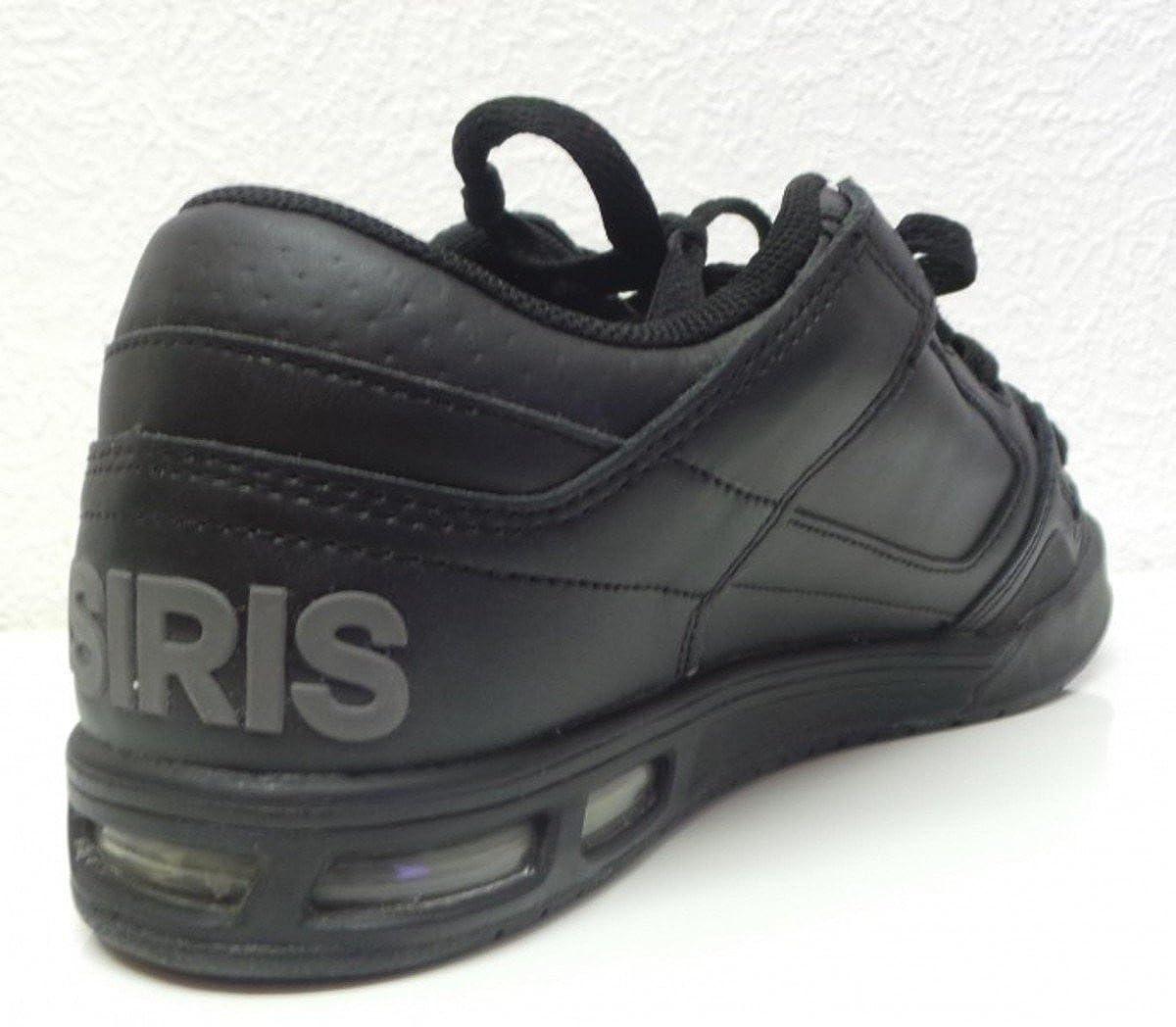 Osiris Skateboard Schuhe Assist schwarz/schwarz - - schwarz/schwarz fda2af