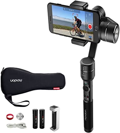 OFFICIAL AIbird Uoplay2 3 Axis Handheld Universal Smartphone ...