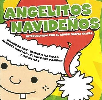 Imagenes De Angelitos Navidenos.Grupo Santa Clara Angelitos Navidenos Amazon Com Music