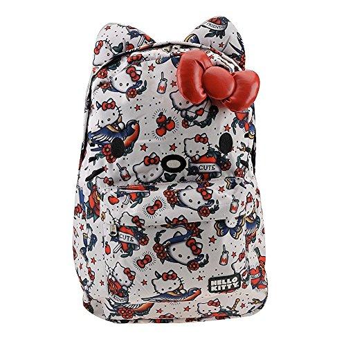 Loungefly Hello Kitty Flash Tattoo Backpack Multi