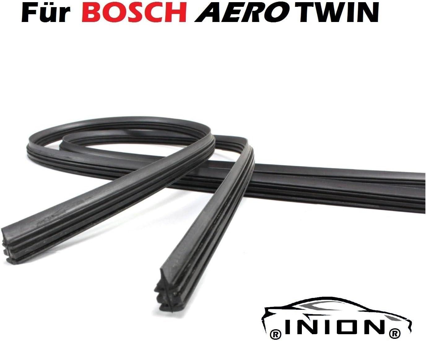 """1x Ersatz Wischergummi 525mm 6mm für Bosch 21/"""" Aerotwin Scheibenwischer"""
