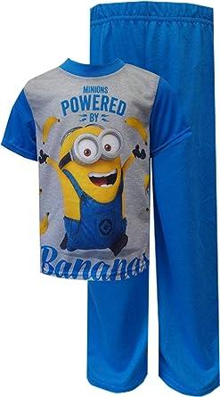 35cdbe755e34 Amazon.com  Despicable Me 2 Boys 2 Minions Powered by Bananas ...
