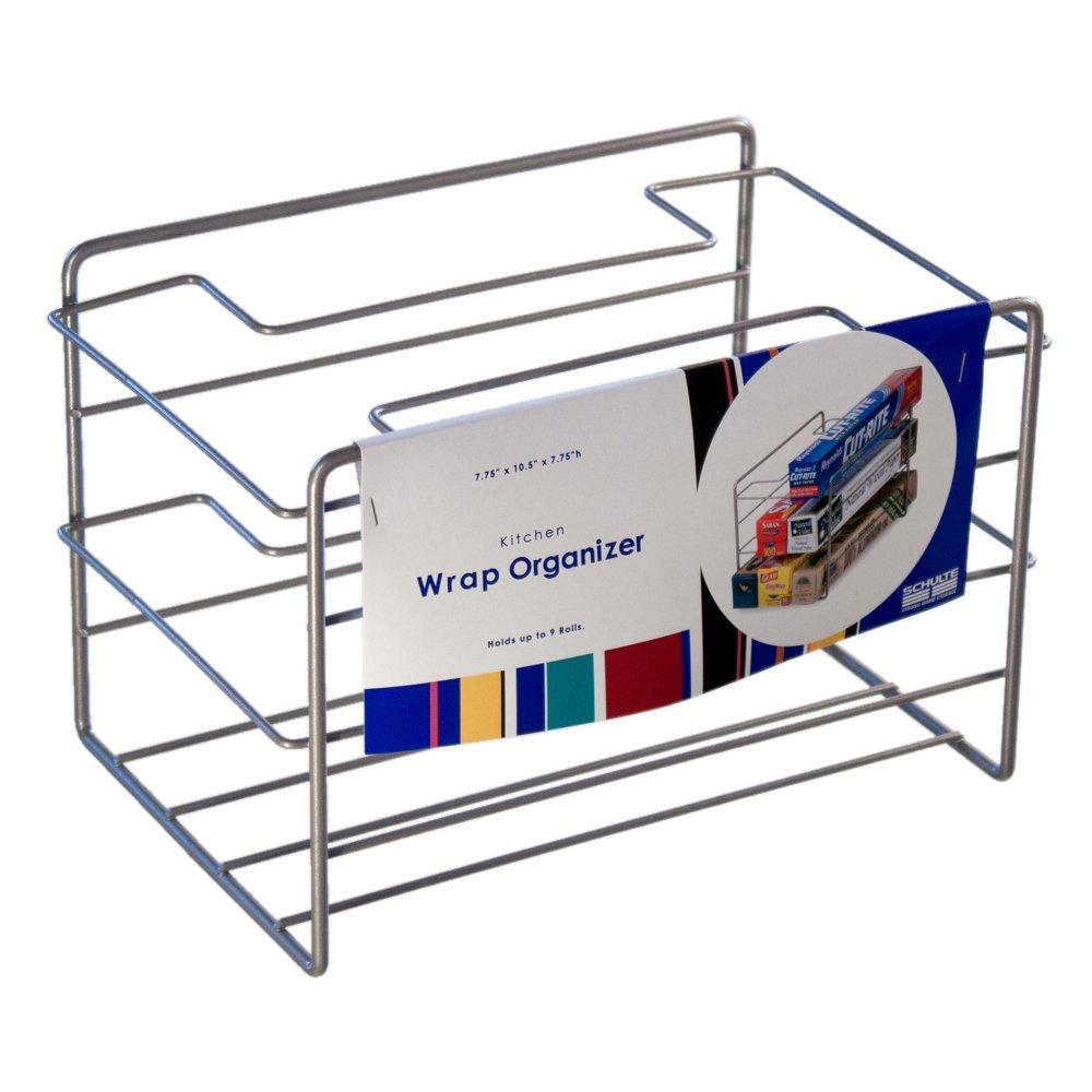 Organized Living Wrap Organizer - Nickel
