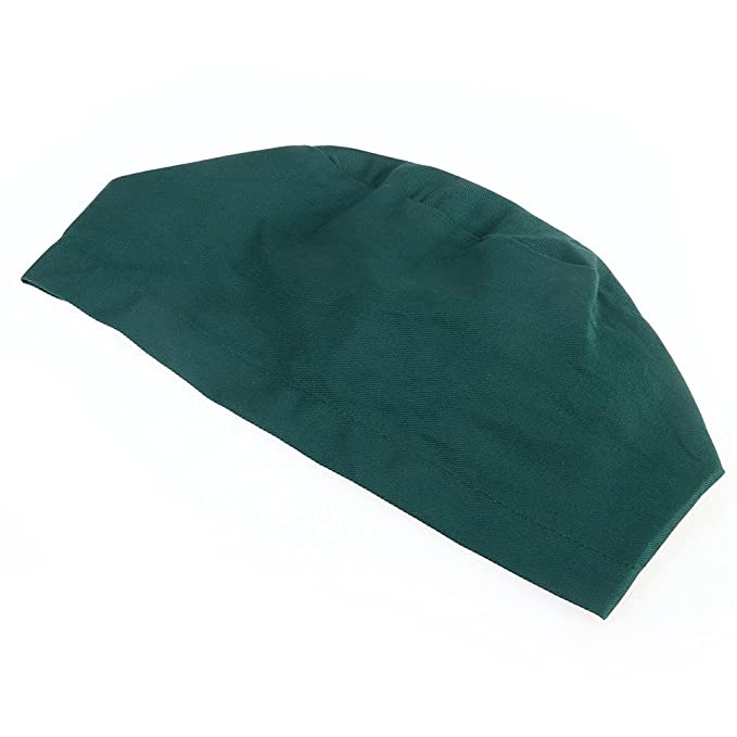 Tinksky Chirurgische Scrub Cap Unisex Runde Cotton Krankenschwester Cap  Grün  Amazon.de  Bekleidung 4550955fb1