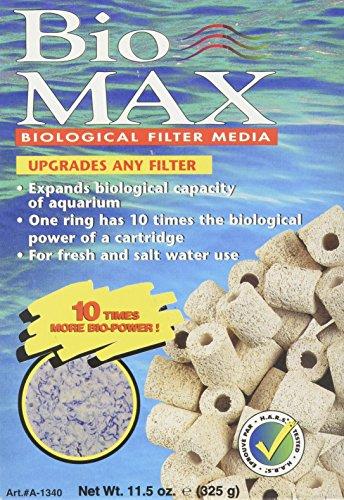 Max Bio Media (BioMax Biological Filter Media, 11-1/2-Ounce)