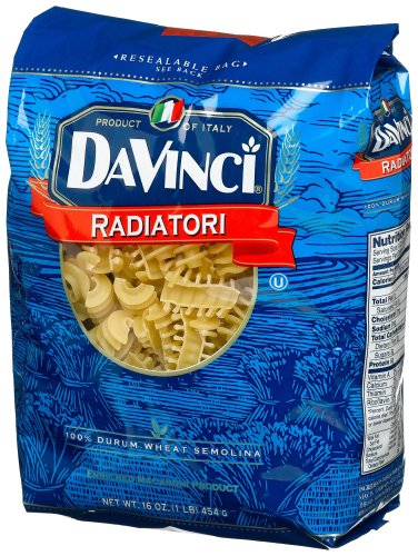 DaVinci Radiatori, 16-ounces (Pack of12)