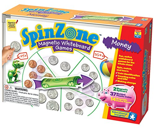 Educational Insights Spinzone Magnetic Whiteboard product image