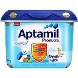 Aptamil 宝盒爱他美 新品安心罐 配方婴幼儿奶粉1+段 800g 1岁以上包税【跨境自营】
