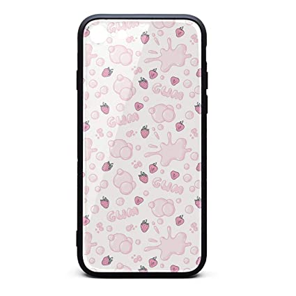 bubble gum iphone 8 cases