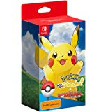 Pokemon: Let's Go, Pikachu! + The Poke Ball Plus (Nintendo Switch)