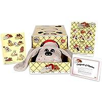 Deals on Basic Fun Pound Puppies Classic Stuffed Animal Plush Toy