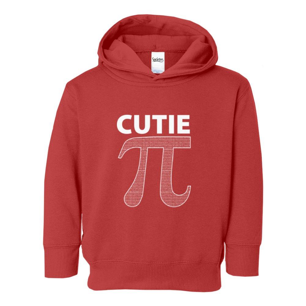 Societee Cutie Pi Symbol Funny Youth /& Toddler Hoodie Sweatshirt