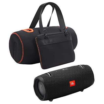 Carrying Case for JBL Xtreme 2 - MASiKEN 2018 Design Travel Carry Case  Cover Pounch Shell Storage Bag for JBL Xtreme 2 Portable Wireless Bluetooth
