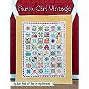 Farm Girl Vintage Book