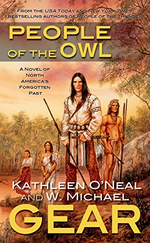 People of the Owl (The First North Americans Series) from Brand: Tom Doherty Associates, LLC