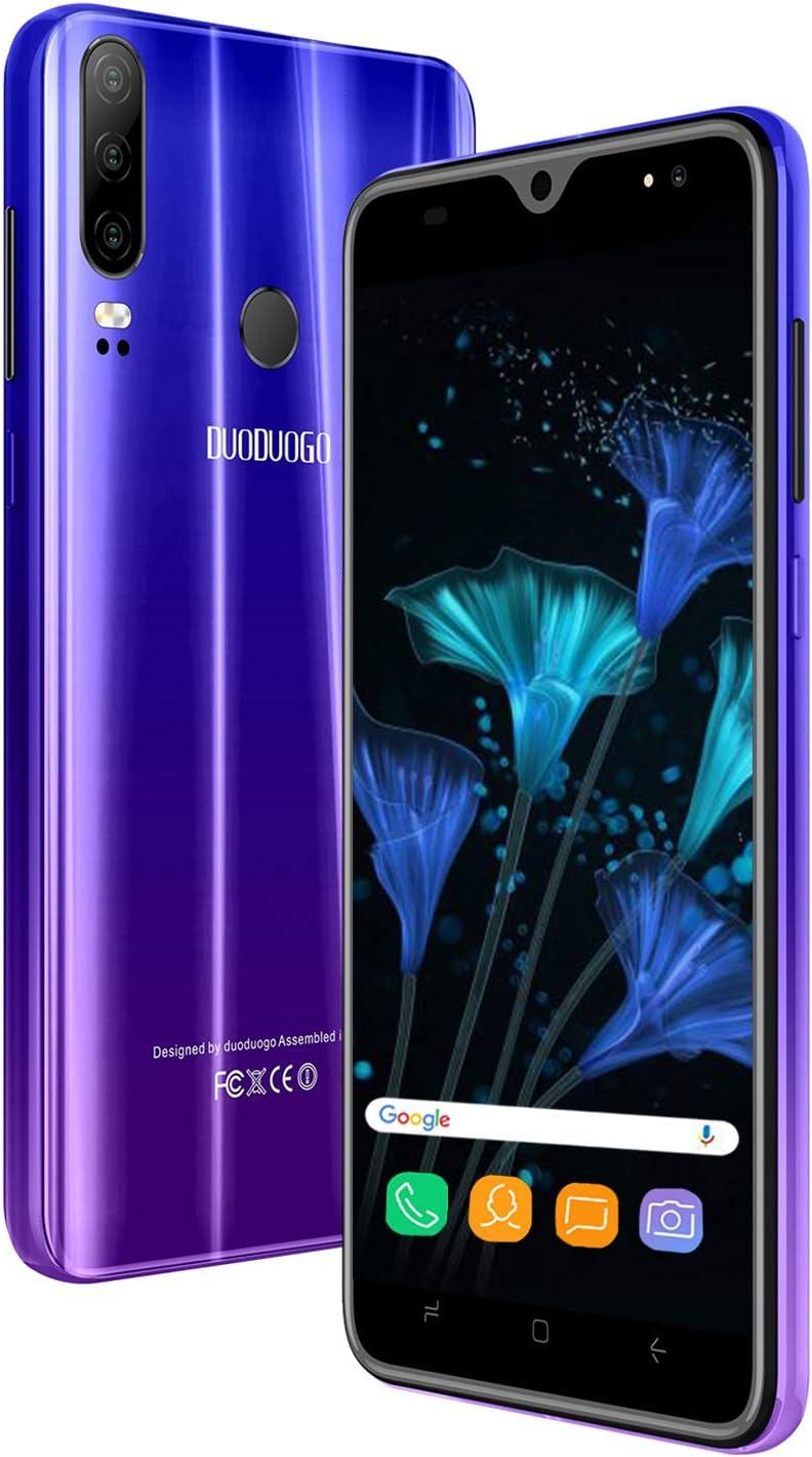 Smartphone Libres 4G, Telefono de 32GB ROM 3GB RAM 5.5Pulgadas ...