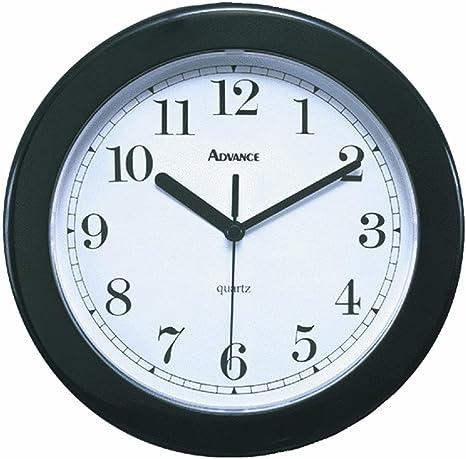 Amazon Com Geneva Clock Co 8002 Advance Wall Clock Home Kitchen