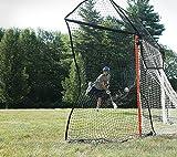 Smart Backstop for Lacrosse Goals, GEN 3