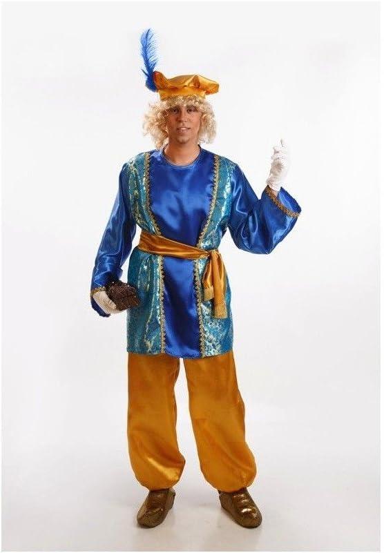 Disfraz de Paje del Rey Melchor para hombre